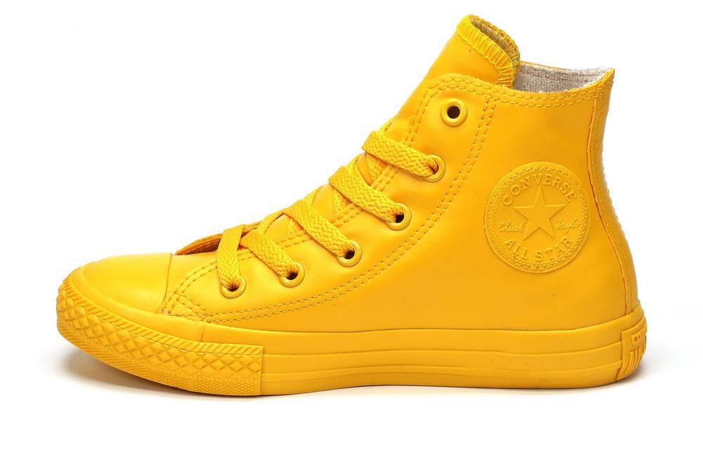 кеды Converse желтые