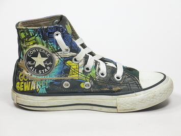 кеды Converse All Star 320821 Batman (1214)
