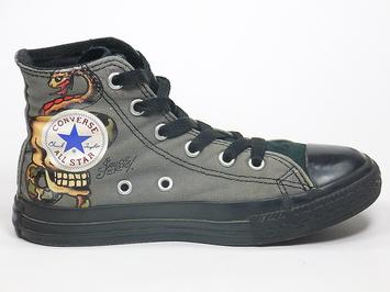 кеды Converse All Star 3Z220 Sailor Jerry  (1357)