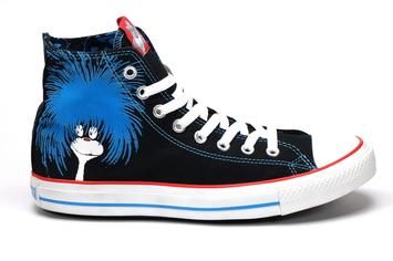 кеды Converse All Star 117314 Dr.Seuss (1438)