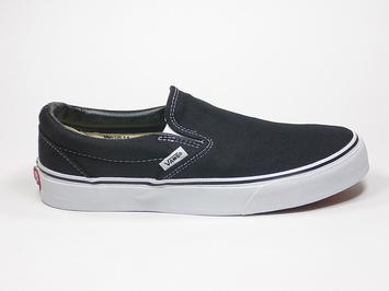 кеды слипоны Vans Black (103)