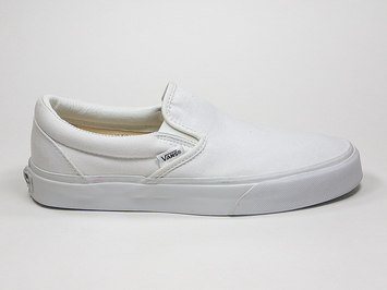 кеды слипоны Vans True White (148)