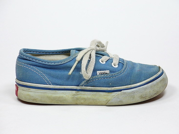 кеды Vans Authentic Kids Blue (154)