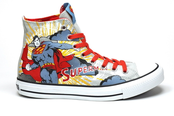 кеды Converse All Star 132441C Superman (1669)