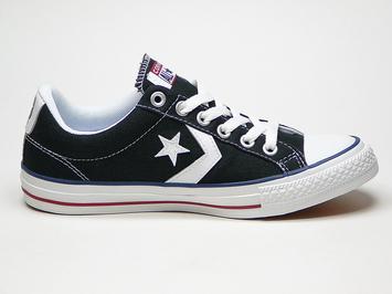кеды Converse All Star 136928C Star Player Black/White (1814)