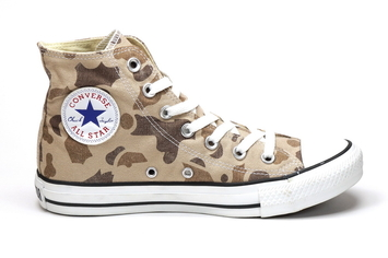 кеды Converse All Star 136597C Camo Safari (1818)