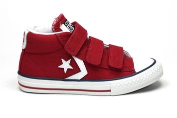 кеды Converse All Star 637350C Star Player Red/White (1822)
