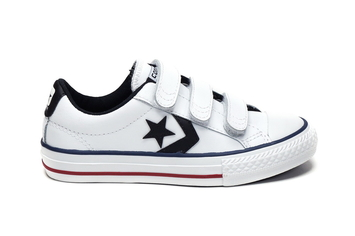 кеды Converse All Star 637356C Star Player White/Black (1823)