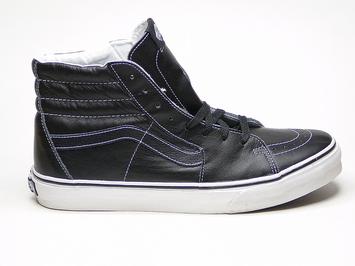 кеды Vans Sk8-Hi Black/TrueWhite (169)