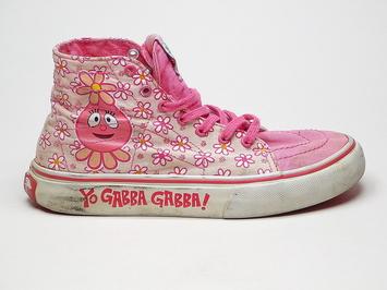 кеды Vans Kids Yo Gabba Gabba (170)