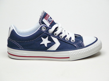 кеды Converse All Star 636930C Star Player EV OX Navy/White (1825)