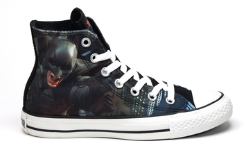кеды Converse All Star 135195 The Dark Knight (1847)