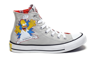 кеды converse all star 146808 the simpsons (1883)